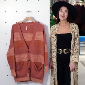 Free People Southport Beach Cardigan NWOT